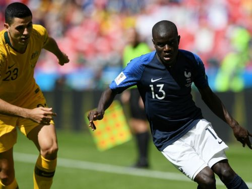 'One of the most influential midfielders ever' - Wenger heaps praise on Kante