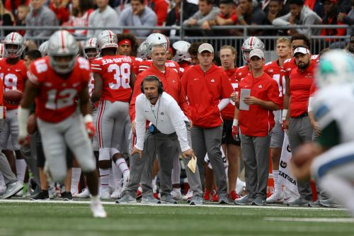 Urban Meyer gets applause, Ohio State rolls past Tulane in coach's return to sideline