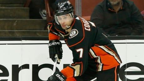 Stars add experience up front by acquiring Ducks' Cogliano