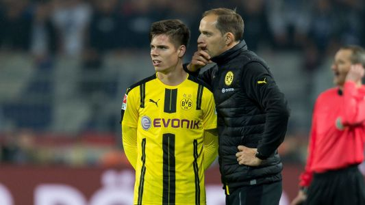 Report: Dortmund midfielder Weigl is PSG's top transfer priority
