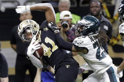 Saints survive Eagles, advance to NFC Championship