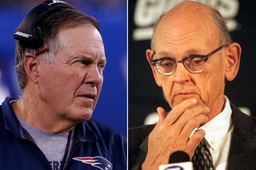 A lacrosse-playing 'mess': The Giants' enormous Bill Belichick mistake