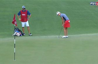 Trish Johnson puts herself in position to win US Senior Women's Open with strong 3rd round