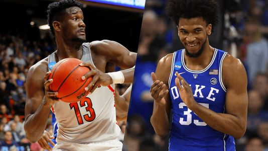 Report: Ayton and Bagley Going No. 1 and No. 2 in the NBA Draft