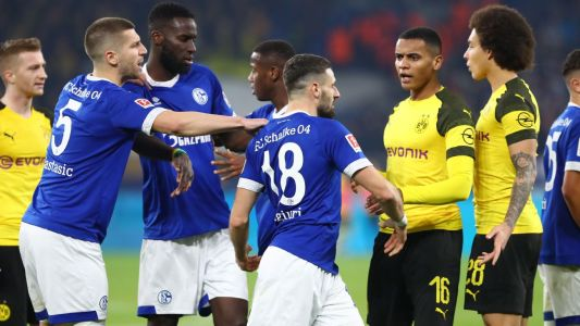 Borussia Dortmund and Schalke: Close rivals who could not be further apart