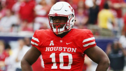 WATCH: UH lineman Ed Oliver gets into confrontation with head coach Major Applewhite