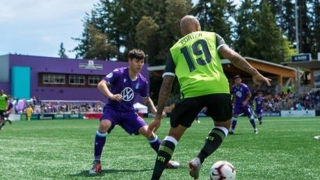 Early strugglers York9, Pacific FC play to draw in CPL action