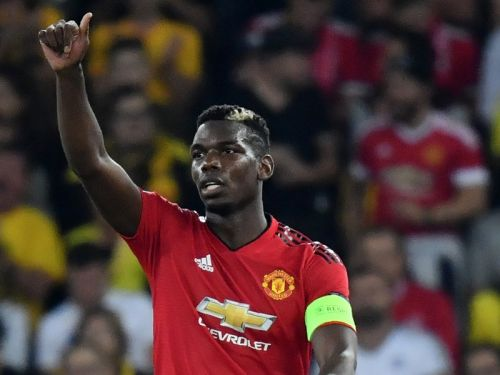 LIVE: Young Boys vs Manchester United