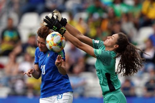 Girelli-inspired Italy into World Cup knockouts after thumping Jamaica