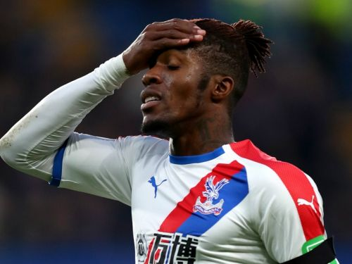 Crystal Palace star Wilfried Zaha withdraws from Cote d'Ivoire squad