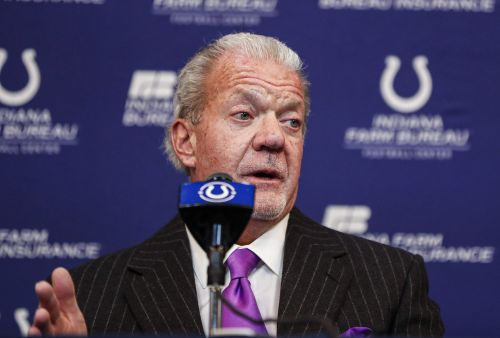 Colts owner Jim Irsay says he will donate 10,000 N95 masks to Indiana Department of Health