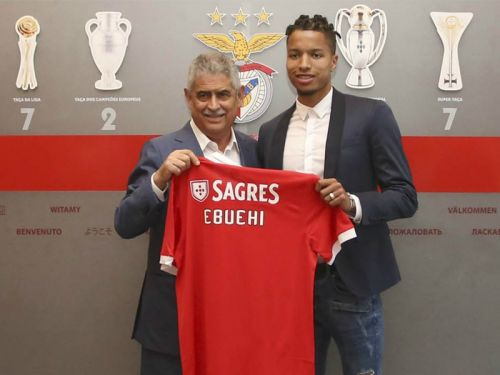 Benfica sign Tyronne Ebuehi from ADO Den Haag