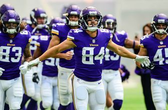 Vikings Snap Counts: Beebe's role increases in second career game