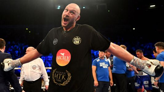 Tyson Fury's next fight will be in August against Francesco Pianeta