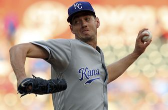 Royals' Skoglund seeks first career road win in middle game at Pittsburgh