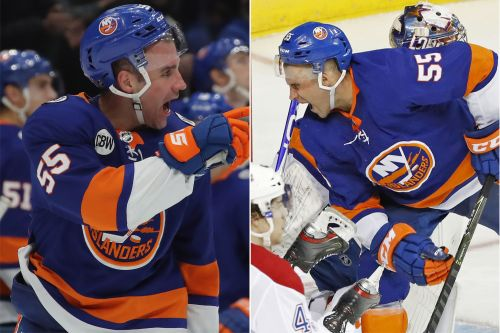 Islanders' Johnny Boychuk left unrecognizable by scary skate gash