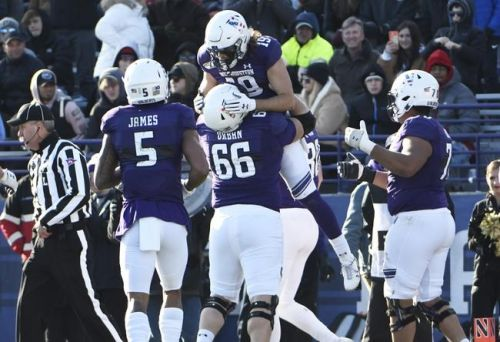 Northwestern vs UMass 11/16/19 - College Football Pick Odds & Prediction
