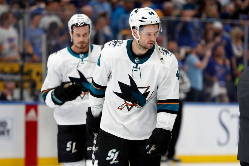 Magical playoff ride ends in more disappointment for Sharks