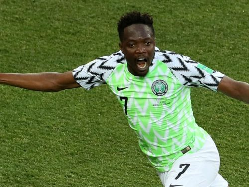 African All Stars Transfer News & Rumours: Al Nassr plot £40 million move for Ahmed Musa