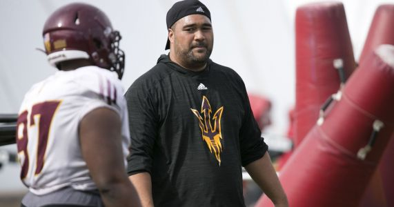 Michigan football plans to hire Arizona State DL coach Shaun Nua