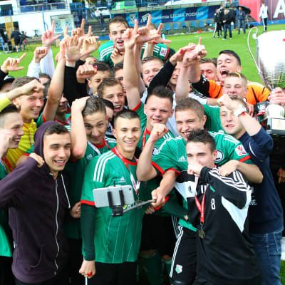 Centralised youth leagues help identify Poland's talents of tomorrow