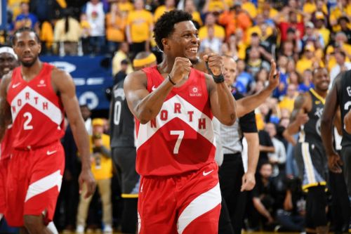 'I'm a Champion': Kyle Lowry Silences His Critics