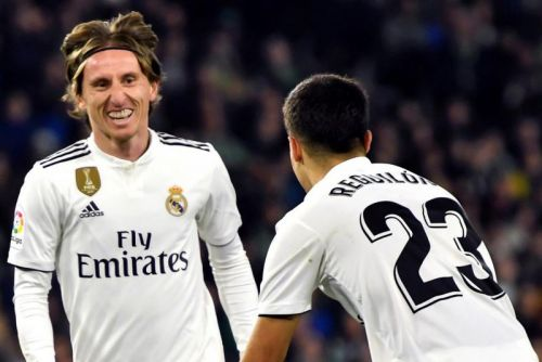Watch: Luka Modric rifles one-touch goal; Real Madrid escapes Real Betis