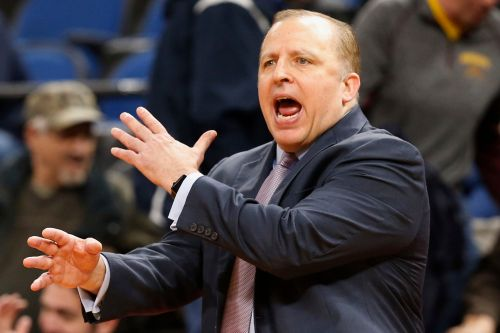 Tom Thibodeau has formal interview with Knicks