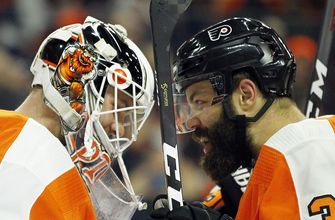 Weal's shootout goal lifts Flyers past Panthers 6-5