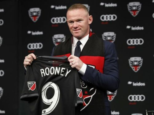 D.C. United star Wayne Rooney arrested at Dulles airport for public intoxication
