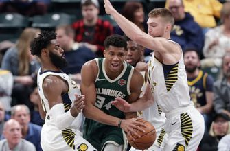 Pacers' defense smothers Bucks' high-powered offense in 113-97 victory