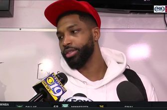 Tristan Thompson on being down 3-2: 'Win or go to Cancun'