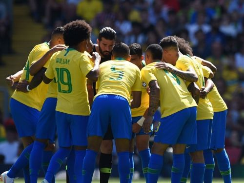 'From hell to heaven - only Brazil could respond like this' - Carlos Alberto Parreira