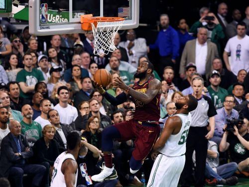 Up 2-0, the Celtics are the better team, but don't count LeBron James, Cavs out just yet