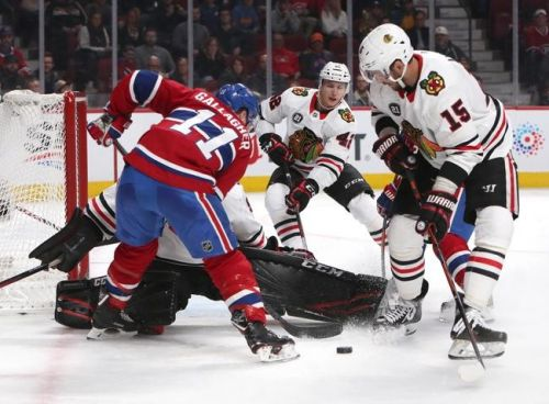 Montreal Canadiens vs. Chicago Blackhawks - 1/15/20 NHL Pick, Odds & Prediction