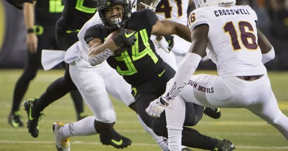 Oregon State Football Opponent Preview: Oregon