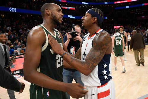 Bucks 137, Wizards 134: Khris Middleton does most of the heavy lifting in exciting overtime victory