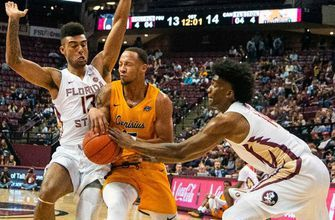 Florida State routs Canisius 93-61 behind Mfiondu Kabengele's 18 points