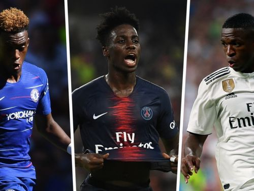 Vinicius, Weah & Europe's young stars to watch out for in 2018-19