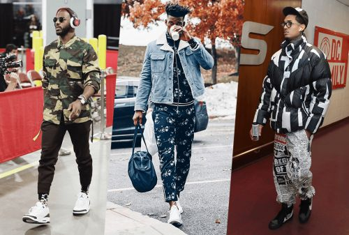 Fits of the Week: Jimmy Butler Stunts in Philly Debut, CP3 Brings the DenimDrip 💧
