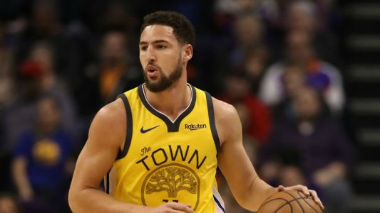 Warriors locked in for playoffs, Klay Thompson says