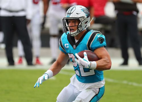 Panthers' Christian McCaffrey to be sidelined multiple weeks with ankle injury, per report