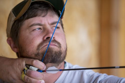 World No. 1 archer Brady Ellison waits out pandemic at home in Globe-Miami