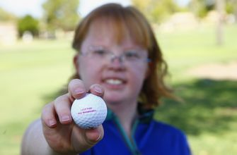 Amazing Amy changing lives on and off the golf course