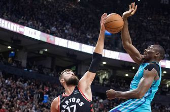 Hornets LIVE To Go: Raptors hand Hornets season's first road loss