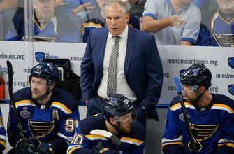 For Berube, accountability was key to the Blues' Stanley Cup