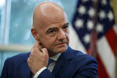 FIFA president averse to Spanish League games in U.S