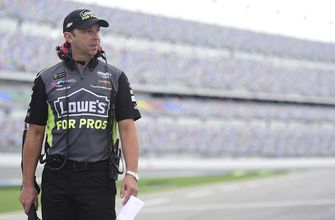 Chad Knaus says one of his original goals in NASCAR was to be a car owner