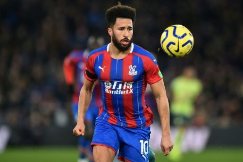 Townsend grateful for Palace support