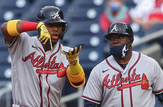 Ronald Acuna Jr. hits league-leading 10th home run as Braves beat Nationals, 6-1